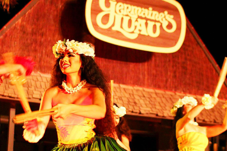 Experience Ohana at Germaine's Luau