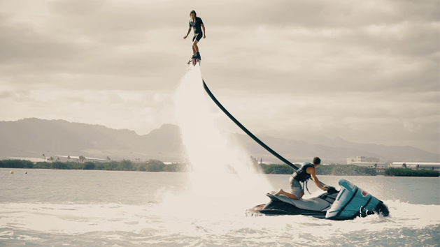 Take your love of water sports to the next level