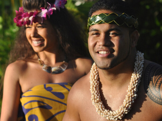 Diamond Head Luau Performers