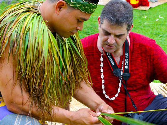 Polynesian Arts and Crafts