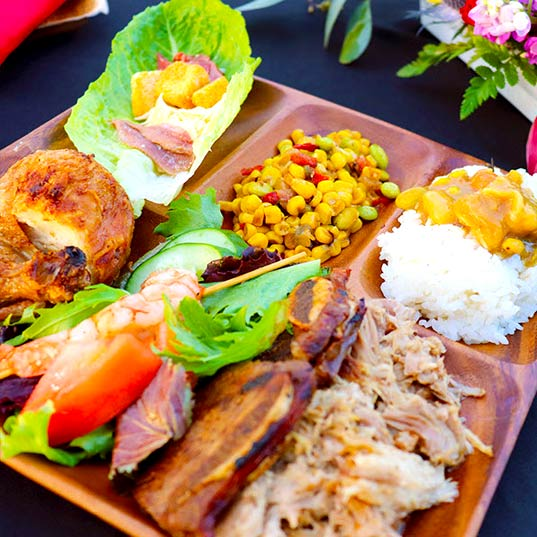Hawaiis Only Farm to Table Luau