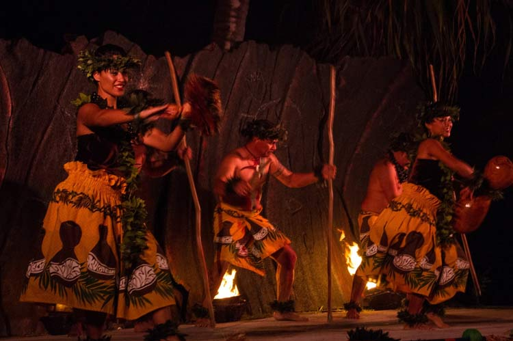 Ancient Hawaiian Dances