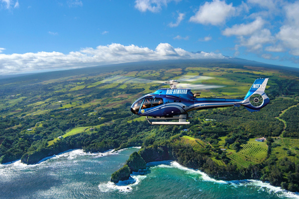 Explore the Big Island from the Sky