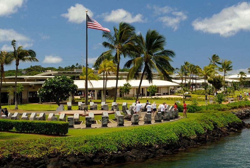 Start your day at the Pearl Harbor Visitors Center