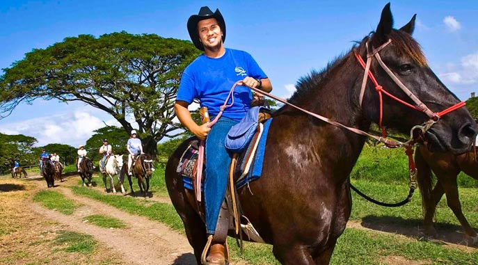 Oahu Horseback Riding