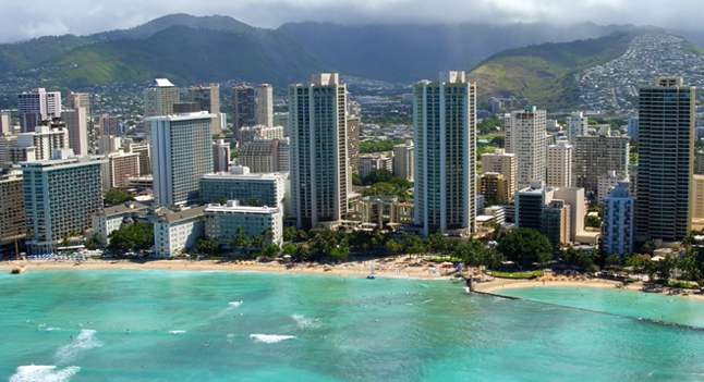Beautiful Waikiki