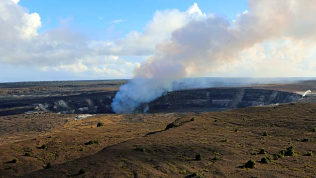 Visit Volcanoes National Park