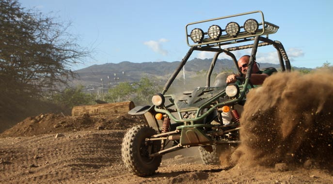 Best ATV ride on Oahu