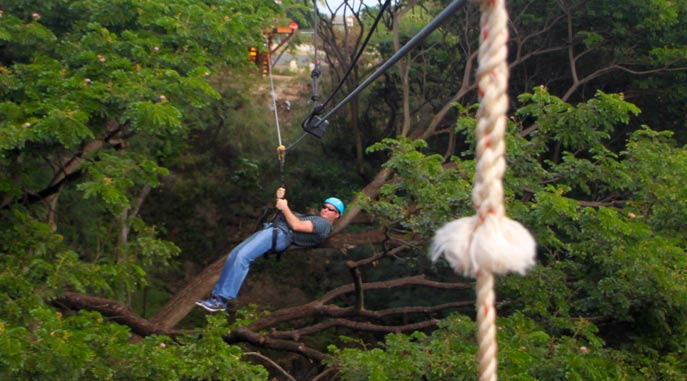 Ziplining for ALL Ages