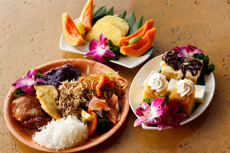 Unforgettable Luau Feast